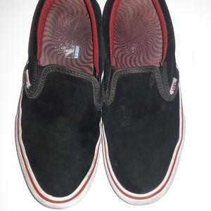 Vans Shoes - Van's Shoes Size Men's 8 Black